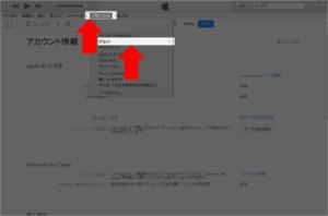 iTunes端末認証